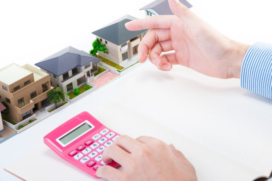 住宅ローンと金利の画像
